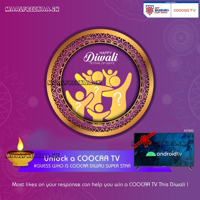 Buy This Diwali COOCAA TV And Win FREE CAR