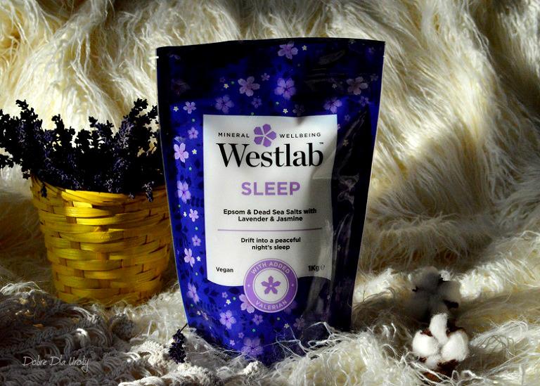 Westlab Sleep Uspokajająca sól do kąpieli z Jaśminem i Lawendą recenzja