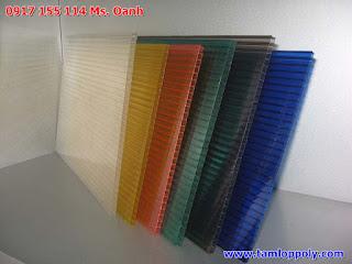 Nhà phân phối tấm lợp lấy sáng thông minh polycarbonate chính thức tại Miền Nam - Sơn Băng ảnh 29