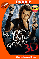 Resident Evil 4 (2010) Latino DVDRip - 2010