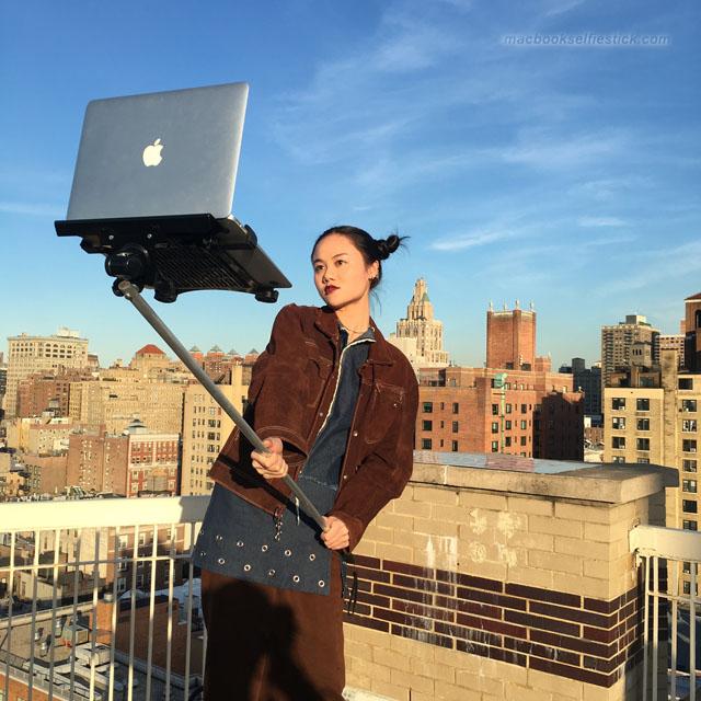 Macbook Selfie Stick 2016