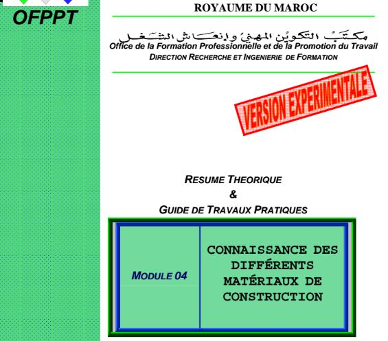 Mat riaux de construction cours pdf cours g nie civil for Cours construction batiment pdf