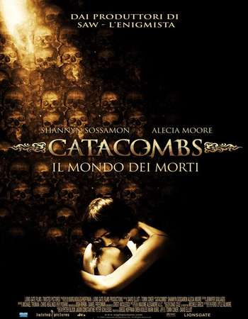 Catacombs 2007 Dual Audio 720p UNRATED DC WEBRip [Hindi - English] ESubs Free Download Watch Online downloadhub.in