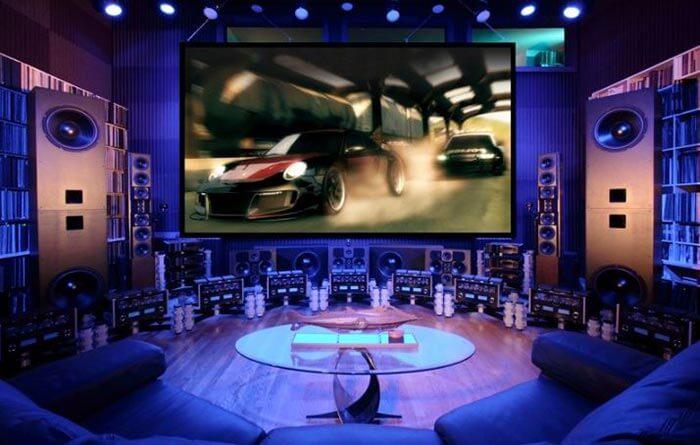 oyun ve film odası