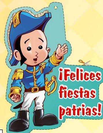 Dibujos De Fiestas Patrias Peruanas Dibujos Para Niños