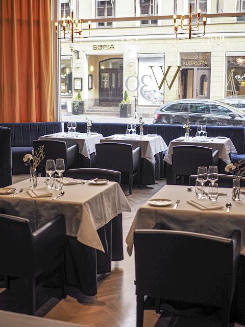 Ranskalais-skandinaavinen ravintola