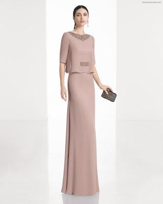 Vestidos de dama de honor Rosa Clara