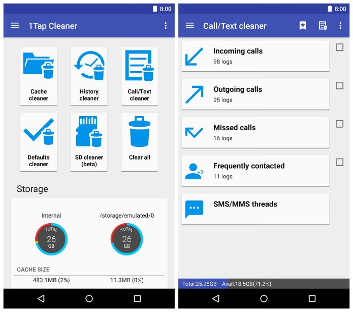 1Tap Cleaner Pro APK Free Download