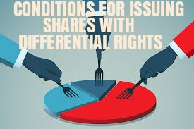 conditions-issuing-shares-with-Differential-Rights