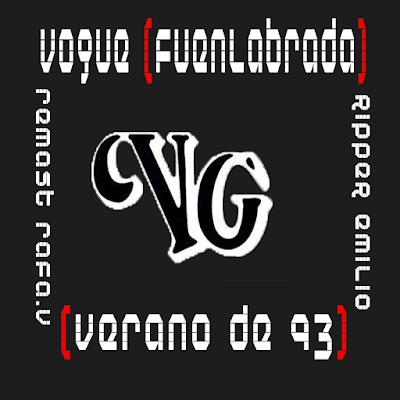 DISCOTECA VOGUE FUENLABRADA VERANO DE 1993