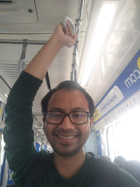 Rasanya Menjajal MRT Jakarta