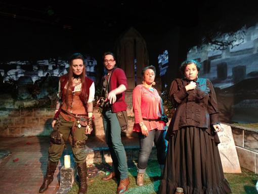 Freed Spirits   Horizon Theatre   Photo: Lisa Adler