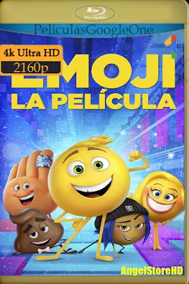 Emoji La Película (2017) [4K UHD [HDR] [Latino-Inglés] [Google Drive] – By AngelStoreHD