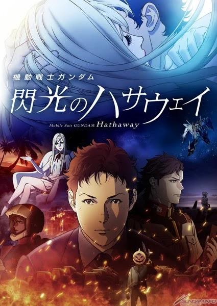 Mobile Suit Gundam: Hathaway Flash