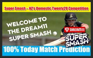 Today Match Prediction Super Smash T20
