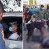 Video captures gunbattle between highway police and occupant of unplated SUV in Cavite went viral