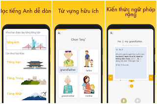 LingoDeer Premium cho Android