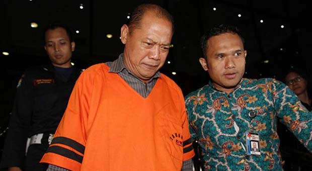 Made Meregawa Divonis Tiga Tahun Penjara