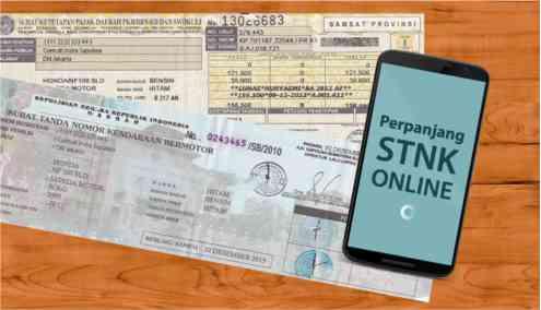Cara Bayar Pajak Kendaraan Bermotor Secara Online