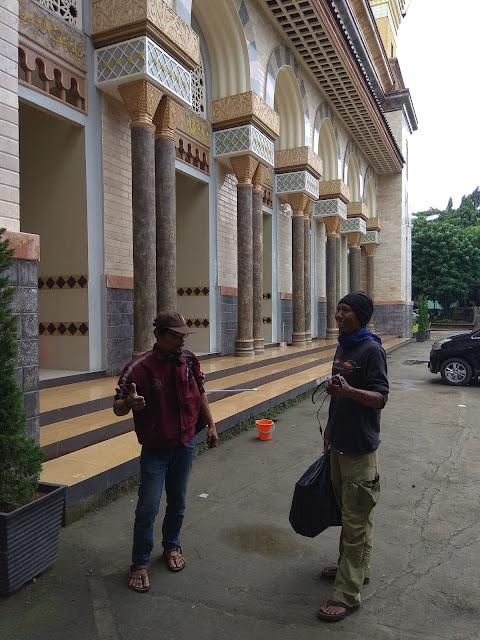 CCTV, CCTV Panggilan, CCTV Masjid