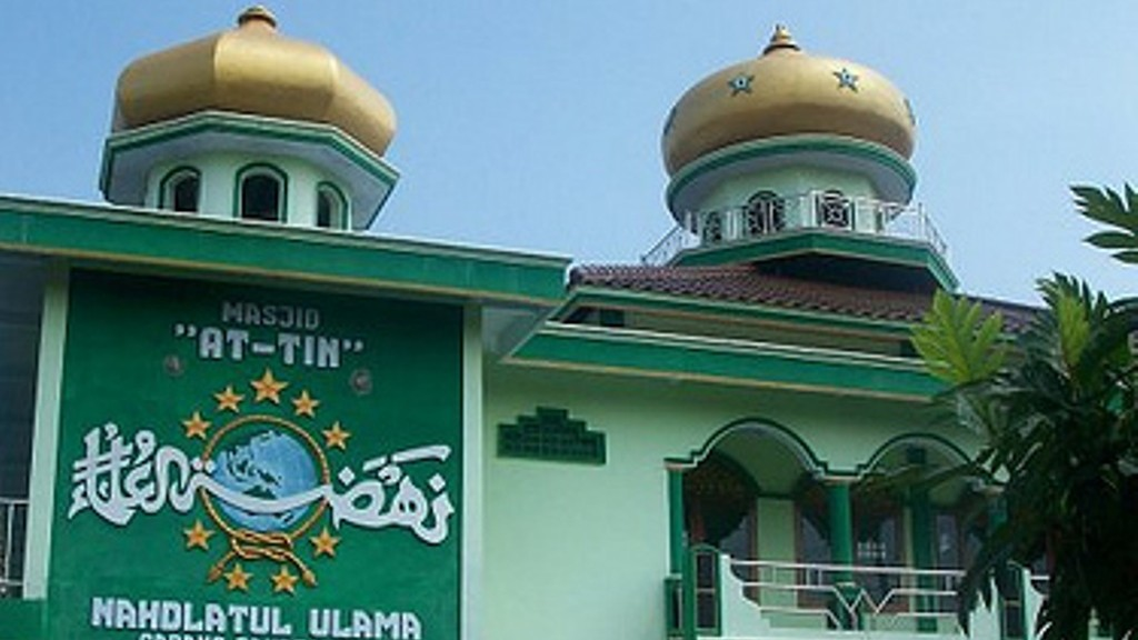 Ciri Masjid NU Dari Sisi Amaliyah