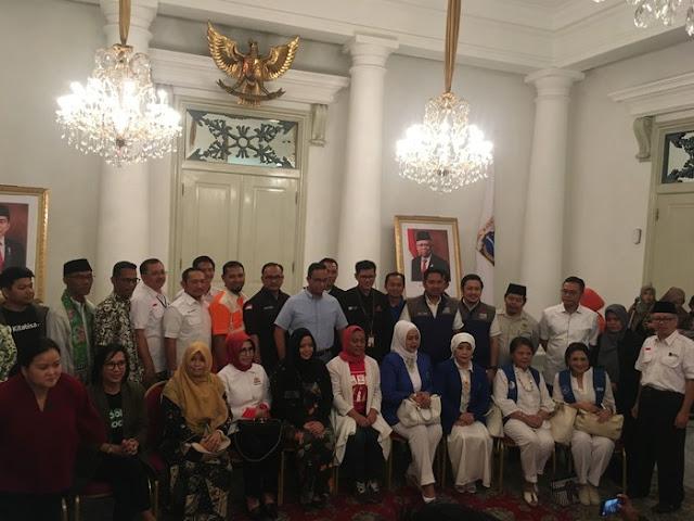 Anies Gandeng 21 Perusahaan-Yayasan Tangani Banjir Jakarta