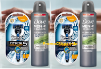 Logo Trnd : diventa tester Dove Men Care + Wilkinson