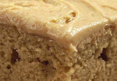 Granny's Peanut Butter Cake