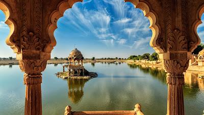 El atractivo turístico de la India