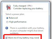 Mengatasi Baterai Laptop Tidak Mengisi
