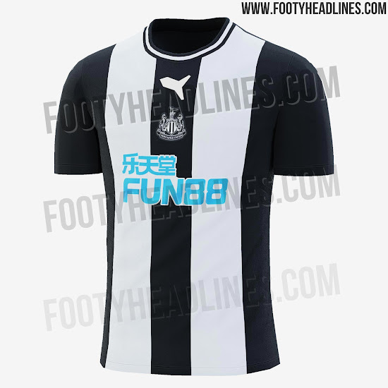 Newcastle United 19-20 Home, Away & Third Kits Leaked - Footy ...