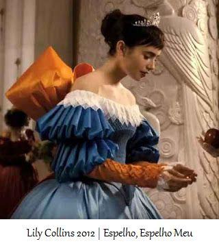 Lily Collins 2012 - Espelho, Espelho Meu