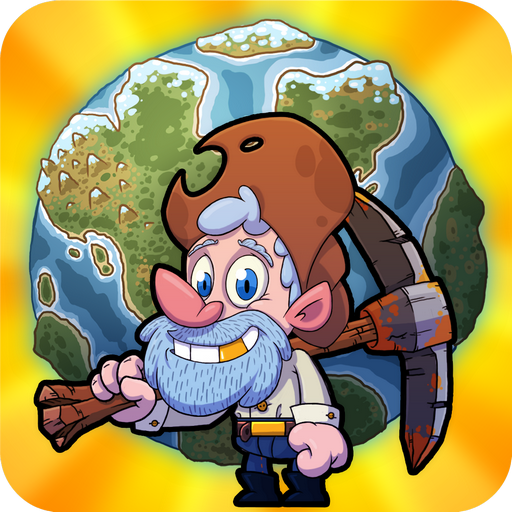 Tap Tap Dig - Idle Clicker Game v1.9.8 Apk Mod [Dinheito Infinito]