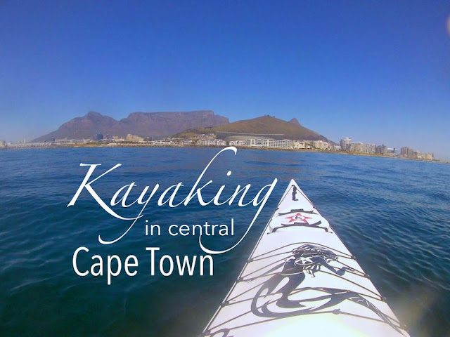 Kayaking in Central Cape Town