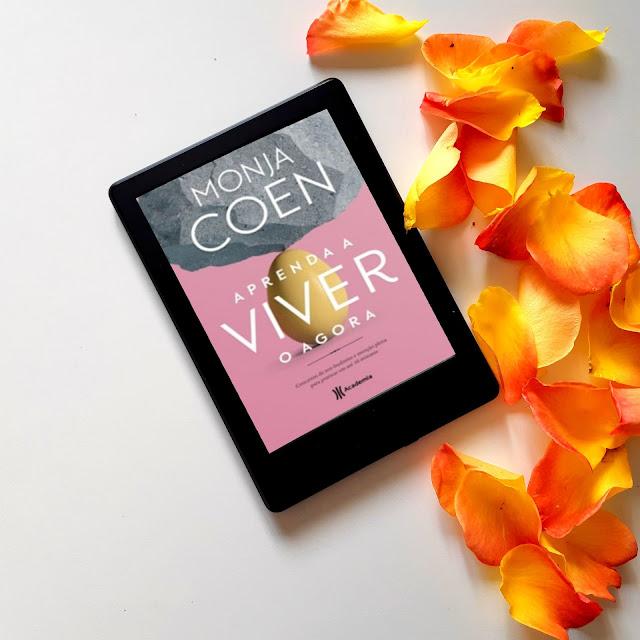 Livro Aprenda a viver o agora de Monja Coen