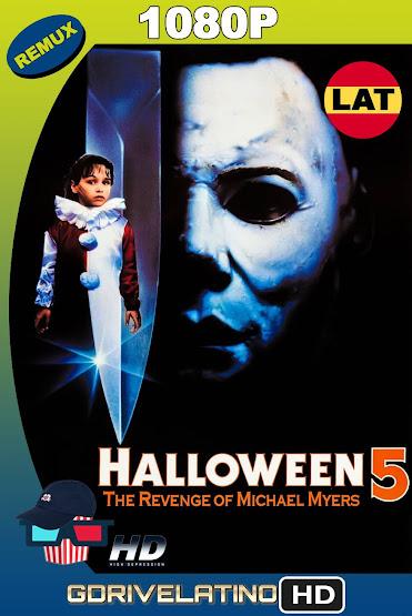 Halloween 5: La Venganza de Michael Myers (1989) BDRemux 1080p Latino-Ingles MKV