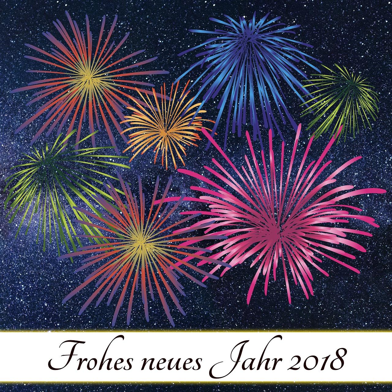 Der Queer-Treffpunkt aus Lüneburg: Frohes neues Jahr 2018