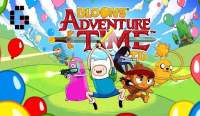 Bloons Adventure Time TD Apk + Mod (Unlimited Money) android