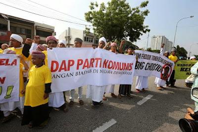 Image result for dap parti komunis