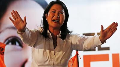 Keiko Fujimori: Incorporan a Fuerza Popular en investigación por caso Odebrecht