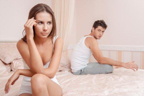 separación de la pareja y la intervención en terapia