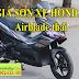 Bảng giá sơn xe máy Honda Airblade thái