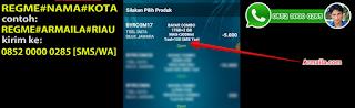 Cara Daftar dan Isi Paket 17GB Telkomsel byrcom17 gb telkomsel
