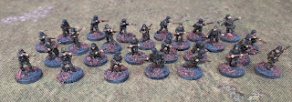 15mm German riflemen on urban bases