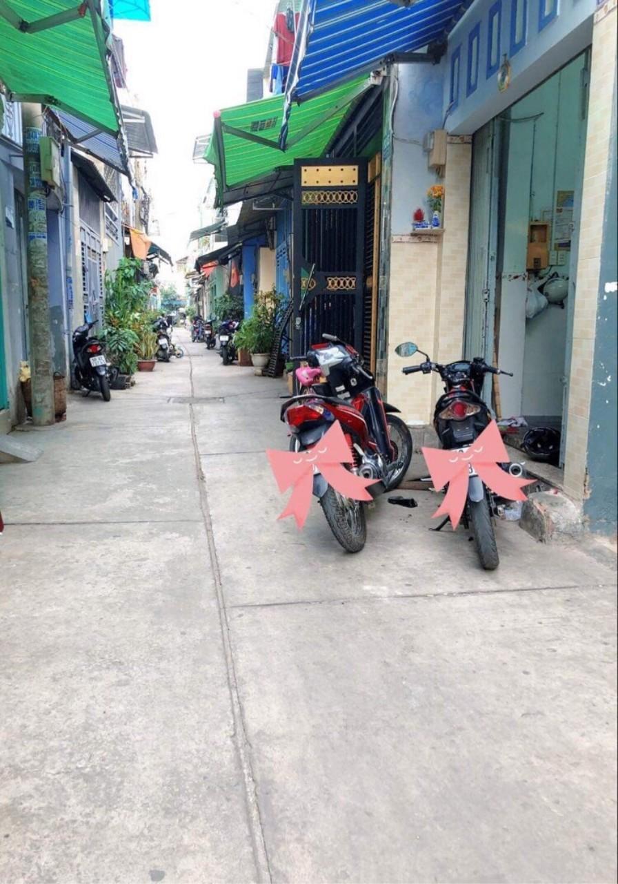 Bán nhà Đường số 14 Bình Hưng Hòa A quận Bình Tân dưới 3 tỷ mới nhất 2021