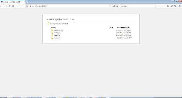 Cara Install Vsftpd di Ubuntu Server 20.04