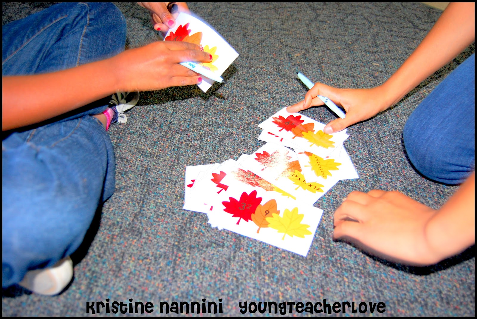 Thanksgiving Math Games Centers Activities And A