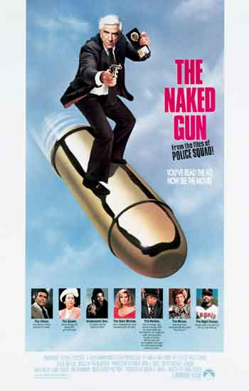 The Naked Gun From the Files of Police Squad 1988 480p 250MB
