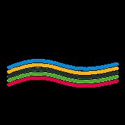 東京オリンピックのイラスト文字「TOKYO OLYMPIC 2021」