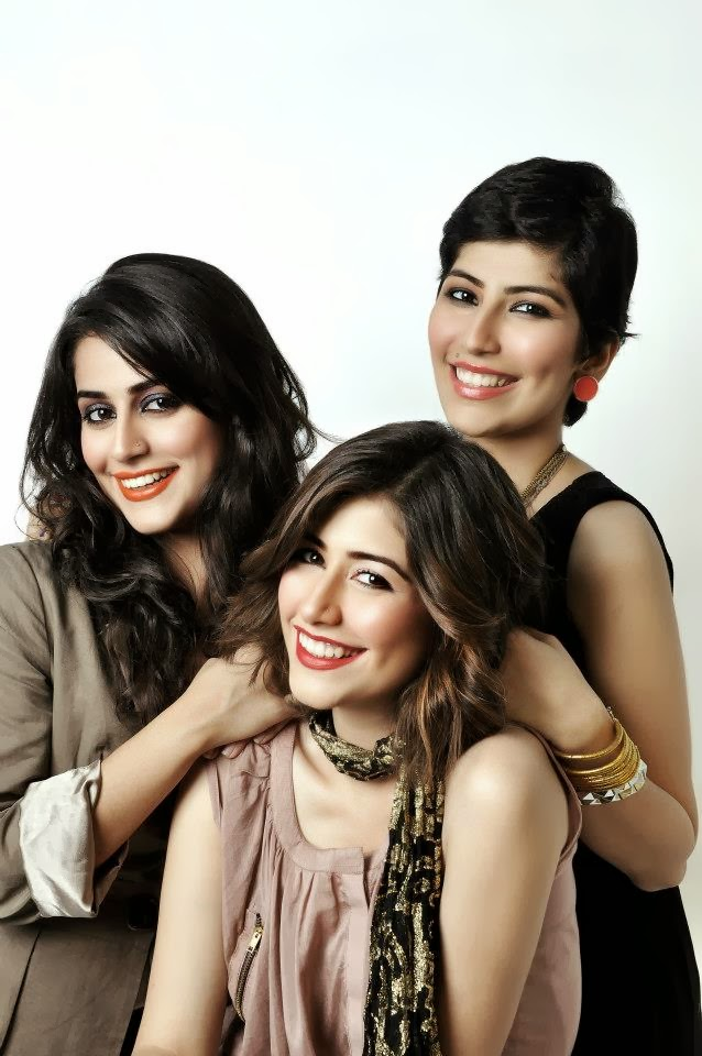 Latest Shoot of Syra Yousaf Alishba Yousaf & Palwasha